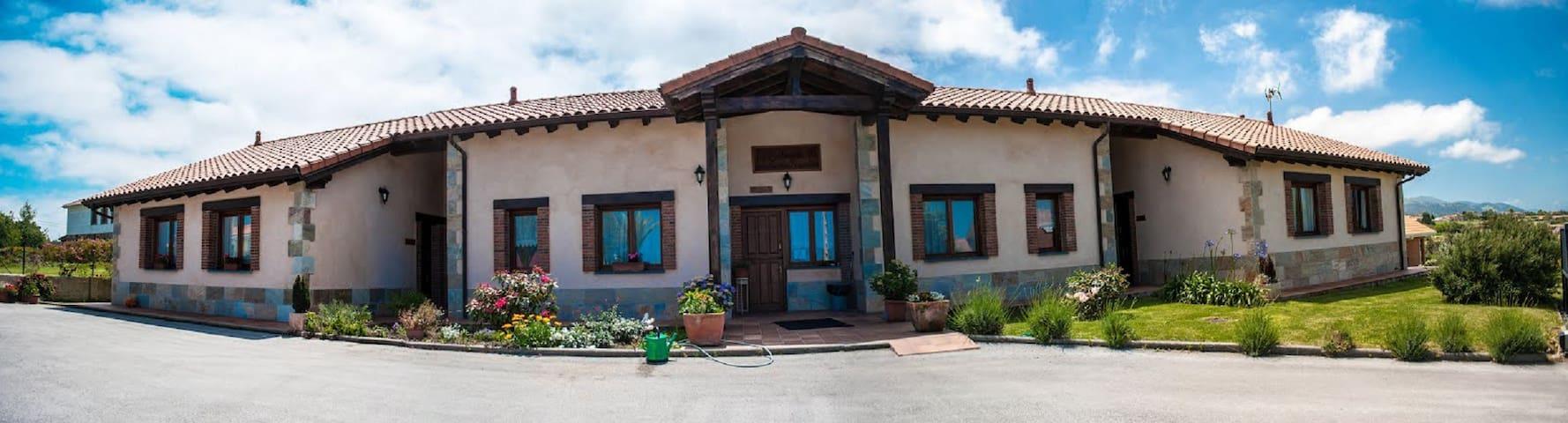 Aptos Rurales  para su tranquilidad SANCIDIELLO - Valdredo - Pis