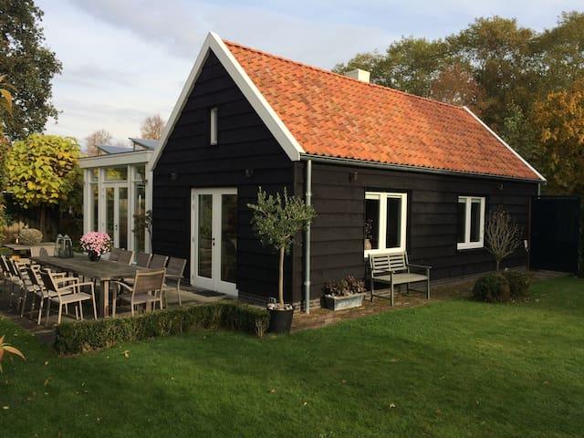 Ruim vrijstaand huis met karakter nabij Biesbosch - Oosterhout - Huis