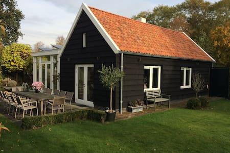 Ruim vrijstaand huis met karakter nabij Biesbosch - Oosterhout