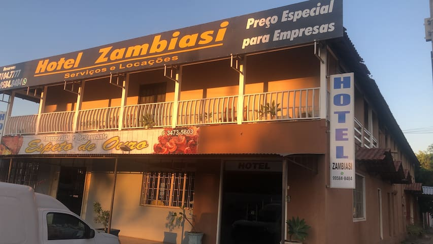 Hotel em Esteio