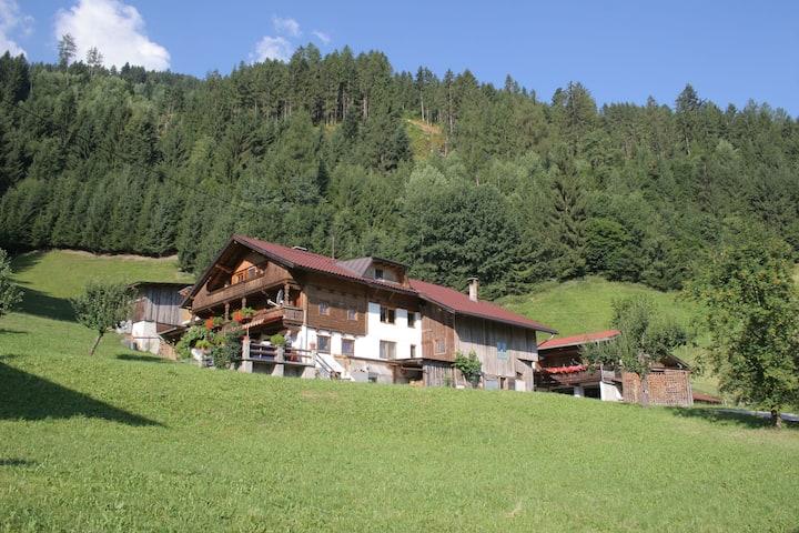 Bijzonder appartement in Hockzillertal bij de pistes