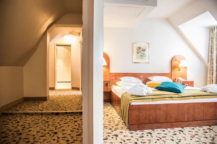 Entrance - Double room