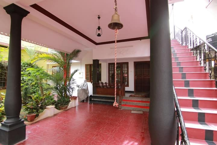 Beautiful homestay in the heart of Cochin..!