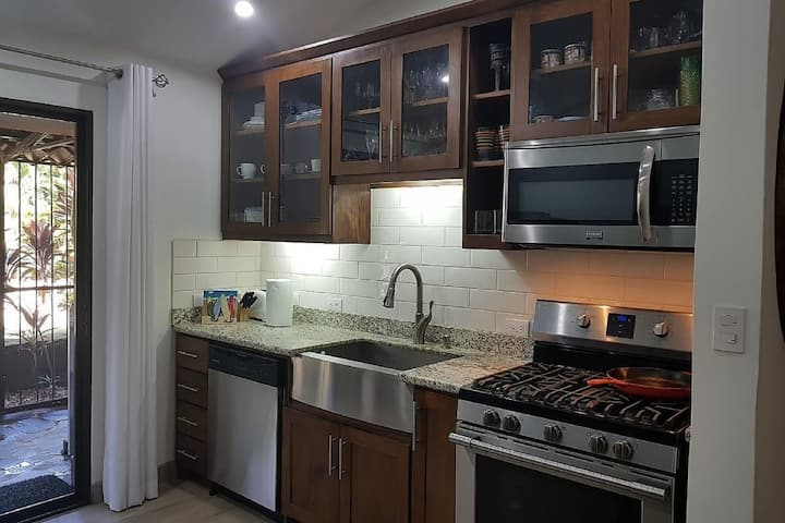 Just 150M from the Ocean! Two Bedroom Condo