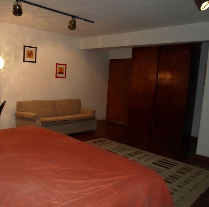 Clóset suite