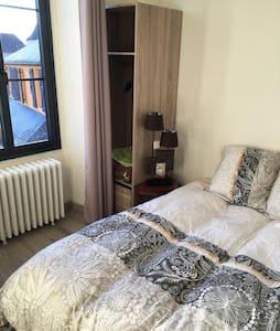 Chambre meublée 12m2 plein SUD - Azereix - 公寓