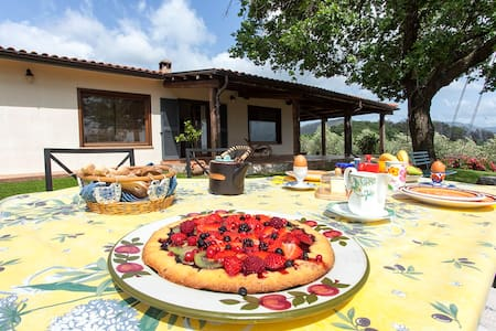 Relax in Sabina - the home on hill close to Rome - Poggio Nativo - Bed & Breakfast
