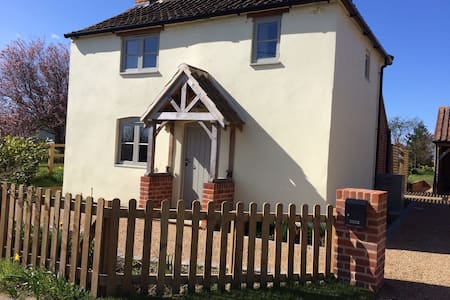 Cosy Barn Owl Cottage - Lessingham - House
