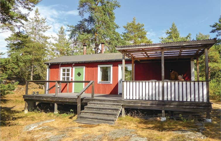 Holiday cottage with 3 bedrooms on 91m² in Trosa