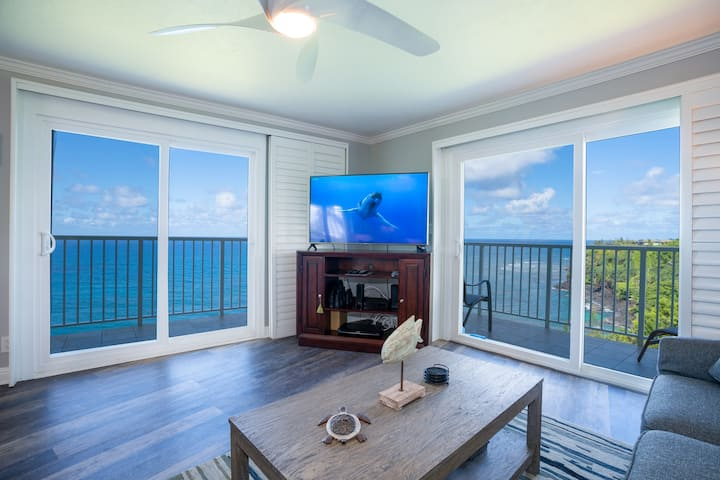 The Dream Vacation ~ Oceanfront Penthouse