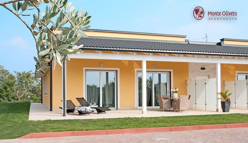 Agriturismo Monte Oliveto -appartamenti