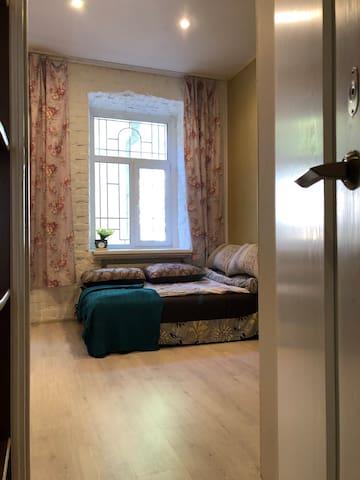 Второе спальное место , в кухне-гостиной