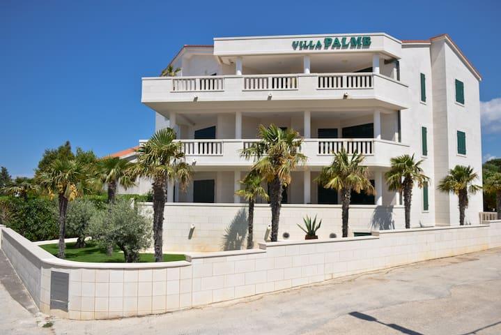 Villa Palme apartment №5  Sleeping 4 + 2