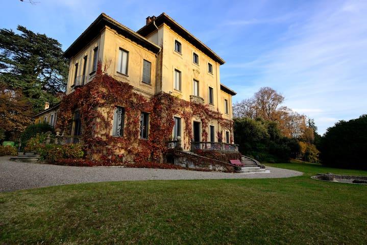 VILLA NONARO – BEEKEEPING & TOURISM - Varese - Villa