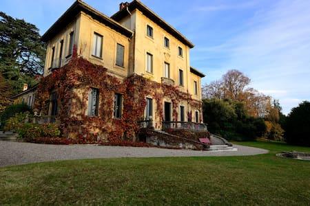 VILLA NONARO – BEEKEEPING & TOURISM - Varese