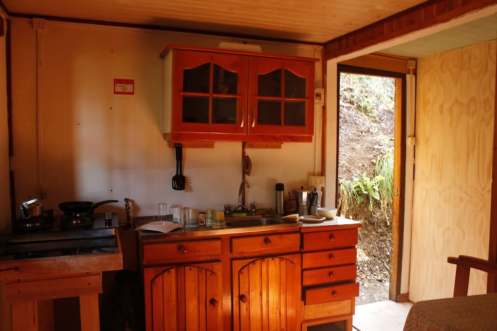 Cocina segundo piso