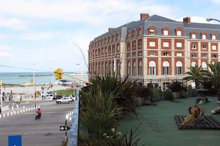 Habit. tipo apart Hotel al Mar exc. - Mar del Plata