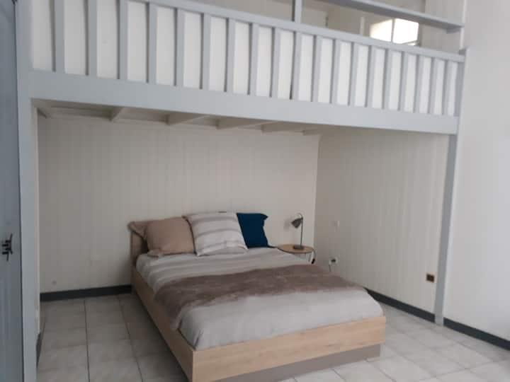 Appartement centre ville Saumur rez de chaussée