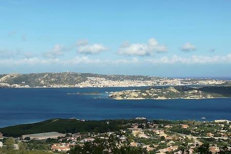 Incantevole vista mare arcipelago -Lovely view sea - ปาเลา