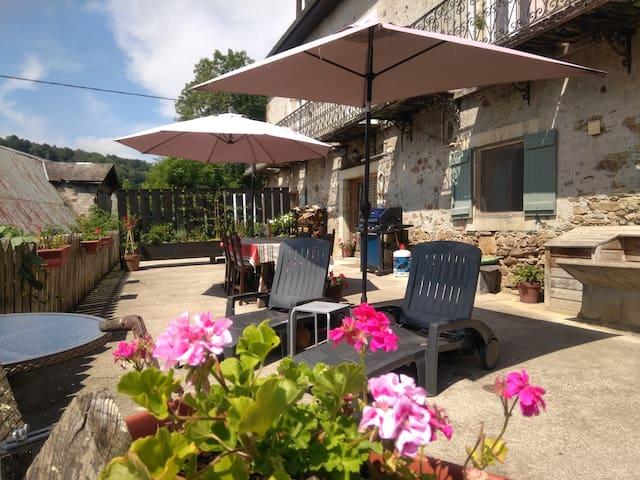 Holiday Gite, Hautes-Pyrenees, France.