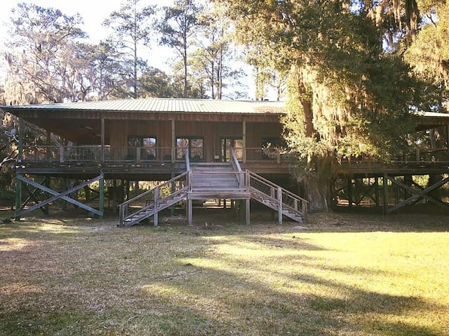 Weekend at Bernie's! - Sapelo Island - House