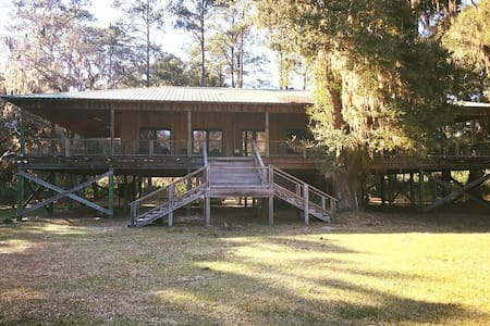 Weekend at Bernie's! - Sapelo Island - Casa