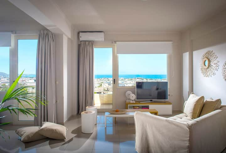 Family Suite Sea Vew Shared Pool +BB