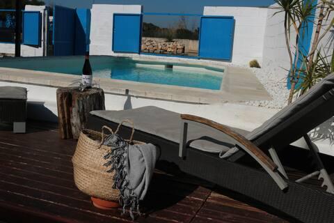 Entire cabin, Barraca Gola: Getaway to paradise