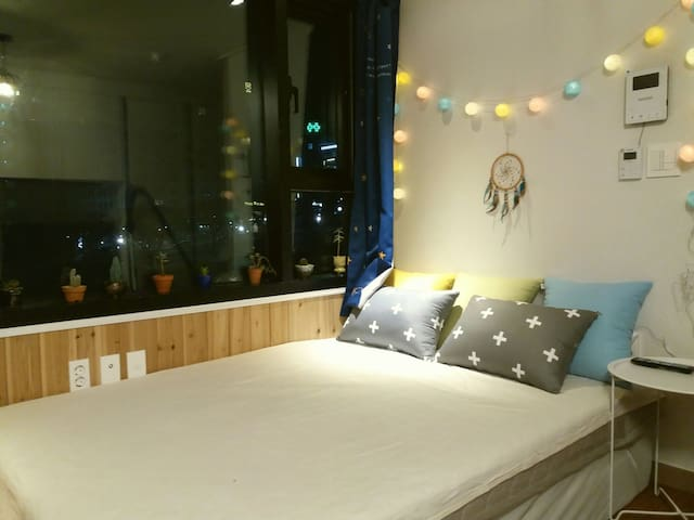 오픈특가(Open Sale) Lovely n Cozy Studio, 독채, 위치 최고 - 서귀포시, 제주특별자치도, KR - Apartment