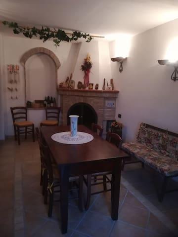 Casa vacanze Farindola - Gran Sasso