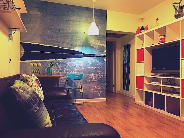 湖隐小驻~离西湖最近的舒适整屋,新上线超低体验价,距曲苑风荷450米! - Hangzhou - Flat