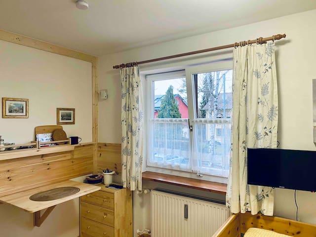 Kleines Apartment 10 Min. zur Messe Riem