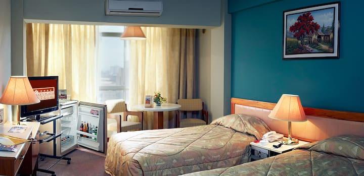 Habitación ejecutiva con Baño privado en Hotel