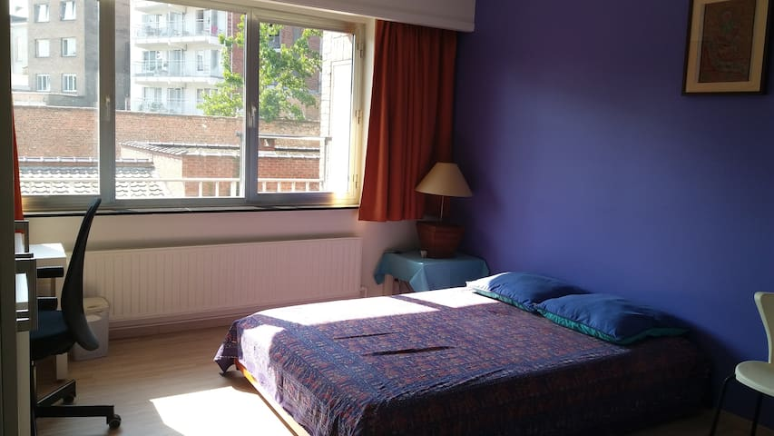 Airy room at the heart of delightful Mechelen