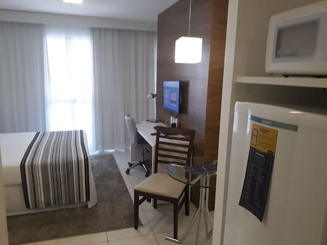 Fusion Hotel 10 andar, Setor Hoteleiro Norte
