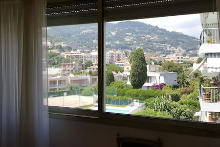 Beautiful 1BR at the heart of Cap Martin - Roquebrune-Cap-Martin