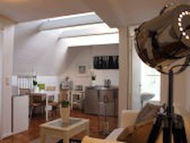 Zentral Wohnen und Meeresbrise schnuppern - Kiel - Apartamento