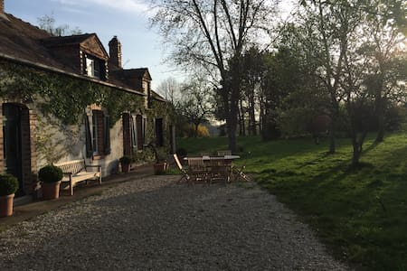 French Country house close to Paris - Courtoin - Rumah