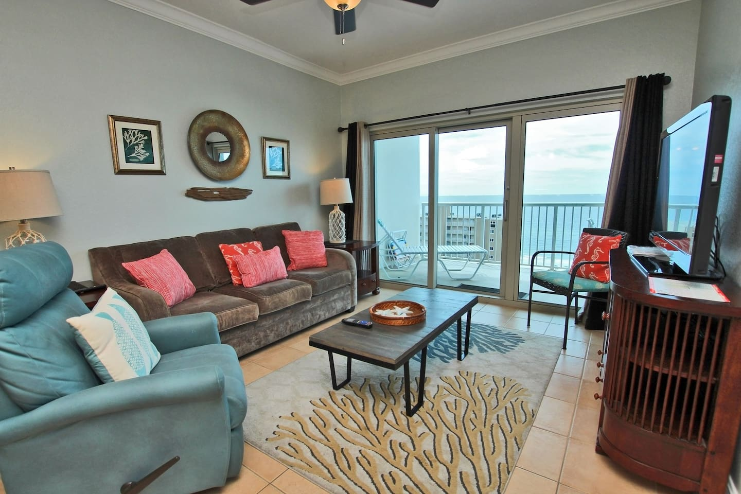 11th Floor Gulf View Condo
