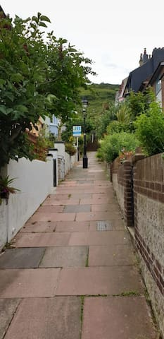 Home from Home * Heart of Hastings Old Town