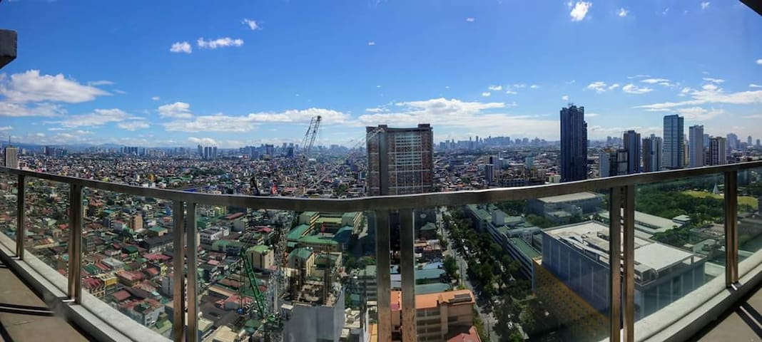 The Pacific Skyloft Hotel - In front UST