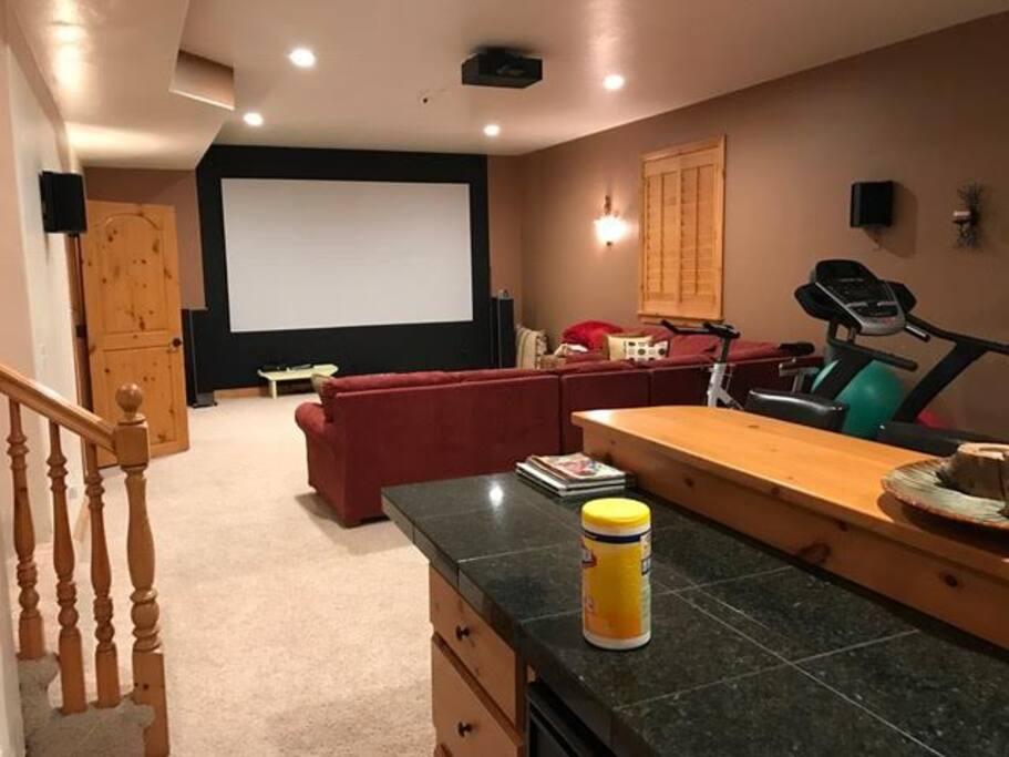 main room theater