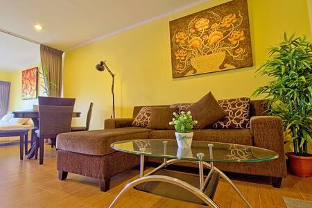 Luxurious condo downtown Hua Hin (206) - Appartamento