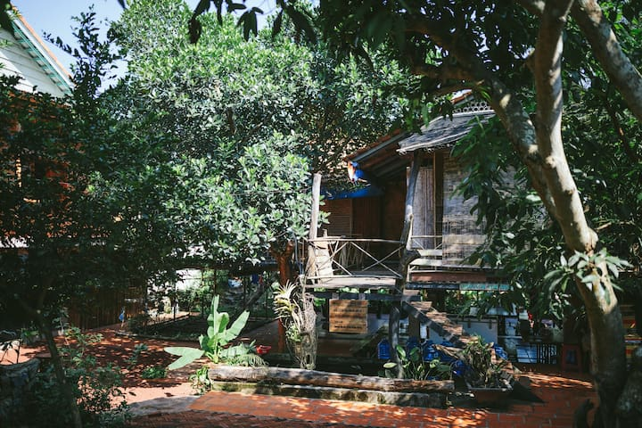 Ba Dat Eco-Homestay   Escape from the city