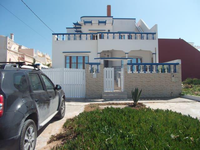 "Villa ""Mimosa"" en front de mer - Safi - Huis"