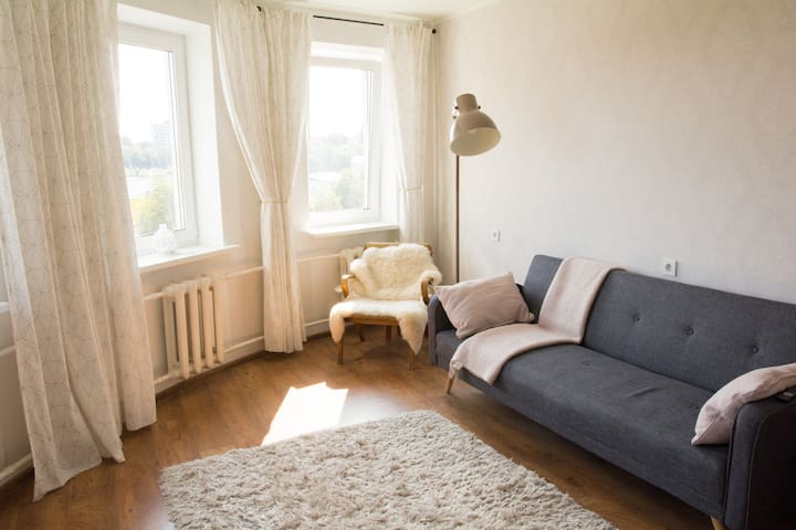 Central apartment in the best neighbourhood!