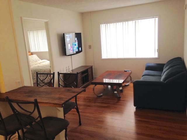 Amazing 1bed stepsfrom Venice Beach - Los Angeles - Appartement