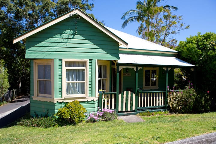 Federation cottage with lots to love - Thirroul - Hus