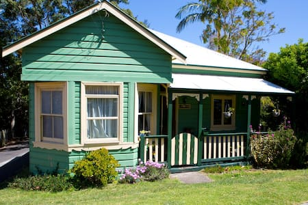 Federation cottage with lots to love - Thirroul - Σπίτι