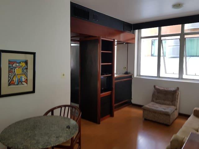 3M - Flat/Apartamento de 1 quarto - Localização